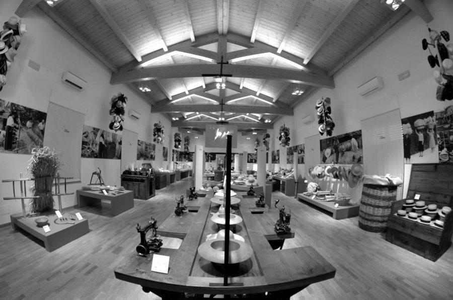 Visita al Museo del Cappello di Montappone